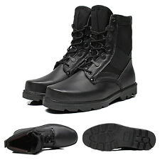 Men Retro high-top Combat boots Winter England style fashionable short shoes MO