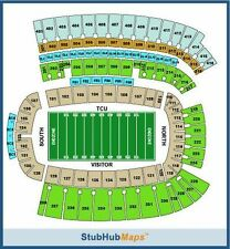 TCU Horned Frogs Football vs Kansas State Wildcats Tickets 12/03/16 (Fort Worth)