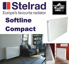 Stelrad Softline 300mm High Radiator Single Convector / Double Panel K1  K2
