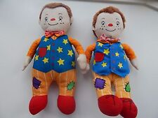 MR TUMBLE TALKING SOFT FIGURE FROM THE BBC's SOMETHING SPECIAL SERIES