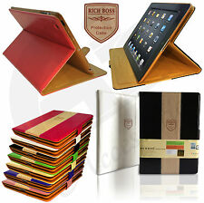 Genuine Rich Boss Apple iPad Smart Case Designer Cover Stylish And Protective