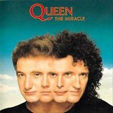 1 CENT CD The Miracle - Queen