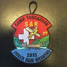 Dover Dam Weekend 2015 Patch