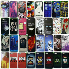 Various Fashion Cute Design Pattern Hard Back Case Cover For iPhone 6 6Plus 5S