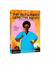 The No. 1 Ladies' Detective Agency: Complete First Season 1st (DVD, 3-Disc)