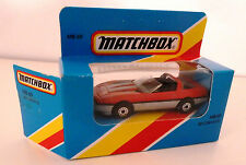CHEVROLET CORVETTE C4 MATCHOBOX