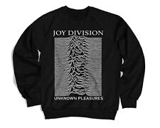 New JOY DIVISION Unknown Pleasures Unisex Sweatshirt Jumper All Sizes Colours