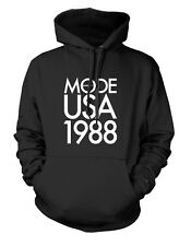 Depeche Mode USA Tour Unisex Hoodie T shirt All Sizes Black Grey White