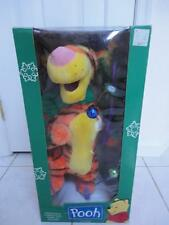 "Telco 24"" Motion-ette Animated Figure Christmas TIGGER from Winnie the Pooh"