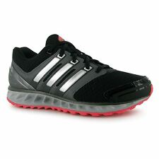 Adidas Falcon Elite 3 Running Shoes Trainers Womens Black/Silv Jogging Sneakers