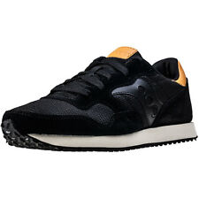 Saucony Dxn Mens Trainers Black New Shoes