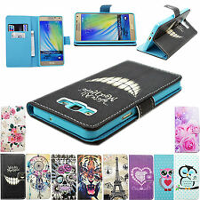 Flip PU Leather Phone Skin Cover Soft Case Stand for iPhone LG Sony HTC Samsung