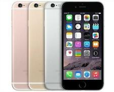 IPHONE 6S FACTORY UNLOCKED CDMA/GSM 16GB 64GB 128GB GRAY GOLD SILVER APPLE  AN