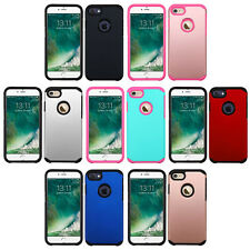 Dual Layer Astronoot Slim Armor Hybrid Protector Cover Phone Case Apple iPhone 7