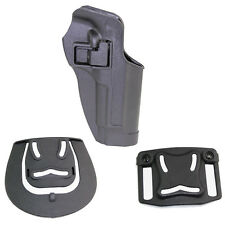 Tactical Military Right Hand Waist Belt Paddle Holster for Beretta M9 M92