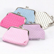 New girls Wallet Clutch Change Purse key/coins bag Mini Handbag Pouch QW