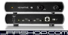 Avid Pro Tools HD Native Thunderbolt W PT HD Software Only New JRR Shop