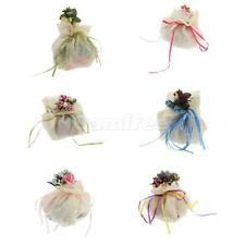 Wedding Bridal Gift Favor Baby Shower Gift Colorful Decor Candy Bag Gift Pouches