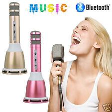 Home KTV Karaoke Microphone Player Wireless Bluetooth Speaker for PC Phone New