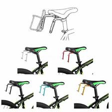Bicycle MTB Bike Cycling Double Dual Water Bottle Cages Holder Shelf W2E2