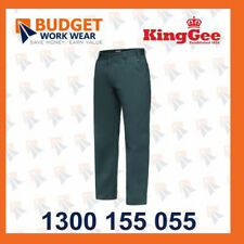 King Gee Steel Tuff Drill Trouser - 100% Cotton Drill-310gsm (K03010)