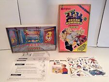 Crash Test Dummies Colorforms Playset 1991 Opened Complete