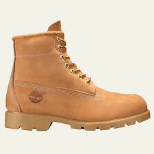 MEN'S TIMBERLAND 6 INCH BASIC *10066* (WHEAT) *WATERPROOF*  ASST. SIZES *NIB