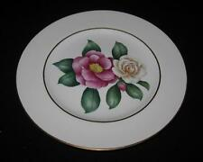 Spode Copeland, England Y6059 Empress, Pink & White Flower Dinner Plate, 10 3/8""