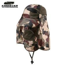 Camouflage Head Gear for Hunting Cap Hat Insect and Sun Face Protection Fishing