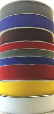 Hook & and Loop Sew On Tape Colours 20/25/50/100MM
