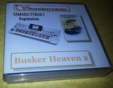 101 Hits For Buskers 2 - USB Tyros, PSR-S and CVP registrations USB