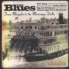 American Roots Songbook: The Blues from Memphis to the Mississippi Delta by Vari