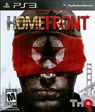 Homefront (Sony PlayStation 3, 2011) A4