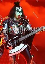 CT926 Gene Simmons Rock Band Group Kiss 8x10 11x14 PopArt Photo