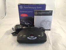 GE Digital Messaging System Answering Machine 29875GE1