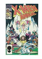 $2.00 Comic Sale Uncanny X-Men Annual 8 1984 Kitty Pride Space Dragon Chris Clar