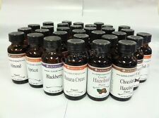 LorAnn Flavoring Oil 1oz YOU PICK FLAVOR A-L hard candy cake icing fondant USA
