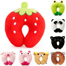 Baby Kid Toddler Animal Car Travel Neck Saver Head Rest U Pillow Support Cushion