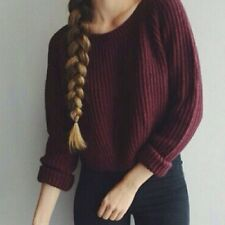 New Autumn Winter Women Pullover Long Sleeve Casual Sweater Slim Knitted Jumper