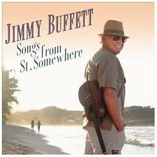 1 CENT CD Songs From St. Somewhere - Jimmy Buffett
