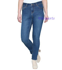 LotFancy Plus Size Skinny Leg Stretch Jeans for Women Juniors Girls Relaxed