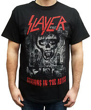Slayer Seasons In The Abyss Vintage T-Shirt - OFFICIAL