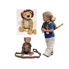 Baby Kid Keeper Toddler Walking Safety Harness Strap Cosplay Backpack Reins Bag