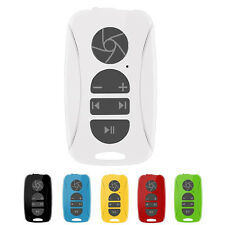 For iPhone Samsung Bluetooth Wireless Multimedia Remote Control Camera Shutter B