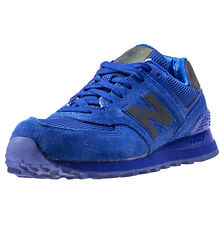 New Balance Wl574 Womens Trainers Royal Blue New Shoes