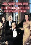 Our Favorite Things - Christmas in Vienna  DVD A HOLIDAY CONCERT 22 Songs NEW