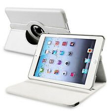 360 Degree Rotating Stand PU Leather Case Cover For Apple iPad Mini 7.9''
