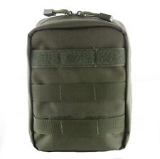 Tactical Military First Aid Pouch Outdoor Emergency Rescue Molle EMT IFAK Bag