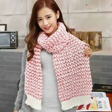 Women Lady Girls Winter Warm Fashion Long Scarf Wrap Shawl Stole Scarves