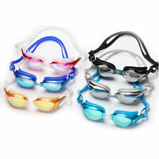 Diving Goggles Swim Adjustable Adult Anti Fog Anti UV Swimming Goggles Proof